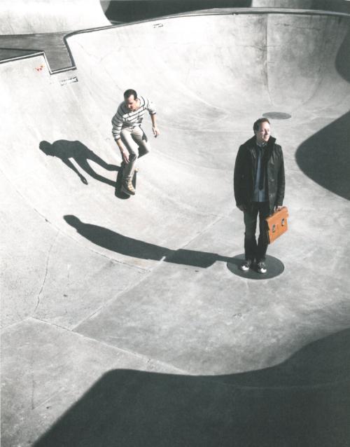 Bröderna Hampus och Tobias Schildfat, Stapelbäddsparken i Malmö